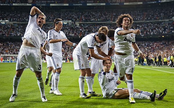 Real Madrid, Liga de Campeones, Champions League