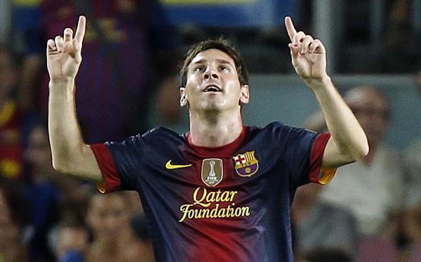 FC Barcelona, Lionel Messi, Spartak Moscú, Champions League, Liga de Campeones