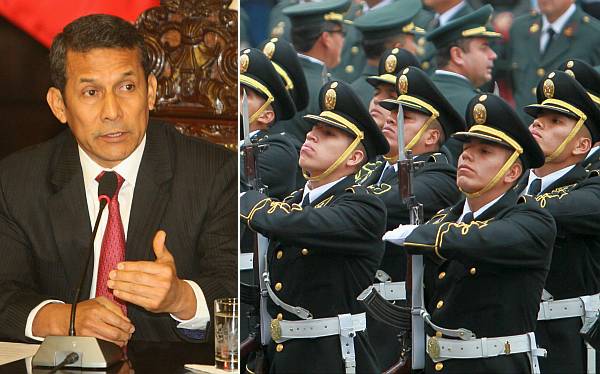 El Ejecutivo aprobó Nueva ley de la Policía y Plan Anticorrupción