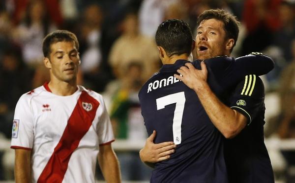 Cristiano Ronaldo, , Liga española, Fútbol español, Rayo Vallecano, Real Madrid