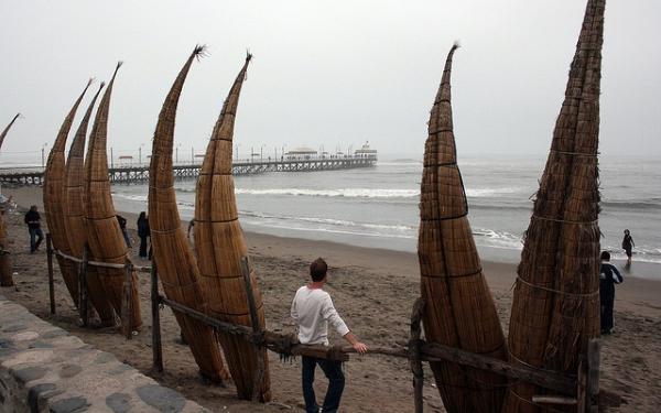 Huanchaco, Trujillo,  Turismo en Trujillo,   Viajes a Trujillo