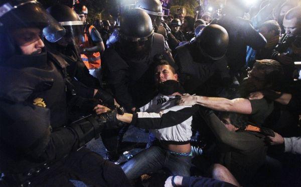 España, Crisis en Europa, Zona euro, Europa