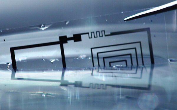 Crean circuitos electrónicos solubles en agua o dentro del