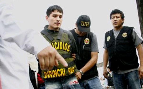 Asesinatos en Lima, El valor de la verdad, Ruth Thalía Sayas Sánchez, Bryan Romero Leiva, Redy Leiva Cerrón