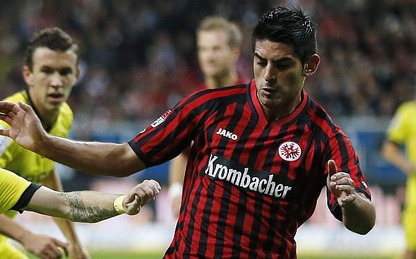 Bundesliga, Carlos Zambrano, Fútbol alemán, Eintracht Frankfurt, Friburgo