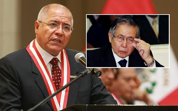 Alberto Fujimori, Ministerio Público, César San Martín, Indulto a Fujimori, Poder Judicial, Corte IDH