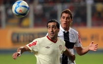 Universitario de Deportes, Clsico del ftbol peruano, Alianza Lima, Ayar Lpez Cano