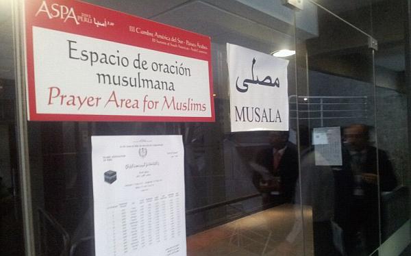 Unasur, Gastronomía peruana, III Cumbre ASPA, Liga de Estados Árabes