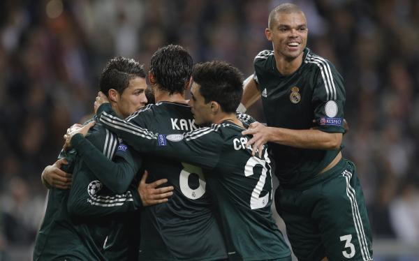 Cristiano Ronaldo, Ajax, Champions League, Real Madrid, Liga de Campeones, Karim Benzema