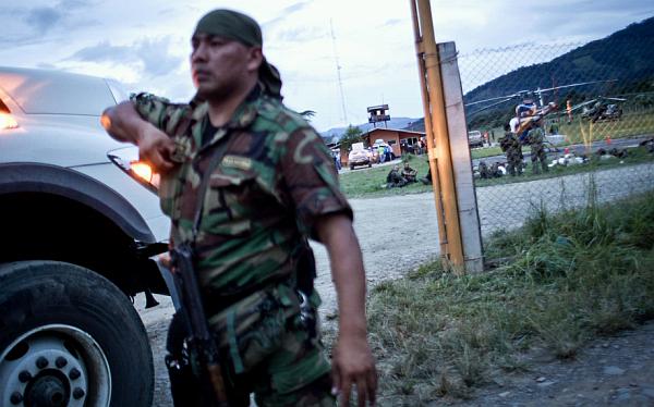 Pedro Yaranga, Narcotráfico, Terrorismo, Sendero Luminoso, Vraem