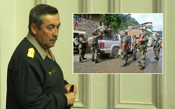 Dirandro, Narcotráfico, Policía Nacional del Perú, Terrorismo, Sendero Luminoso, Vraem