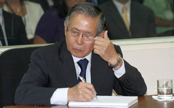 Alberto Fujimori, CIDH, Comisión Interamericana de Derechos Humanos, Indulto a Fujimori, Emilio Álvarez Icaza