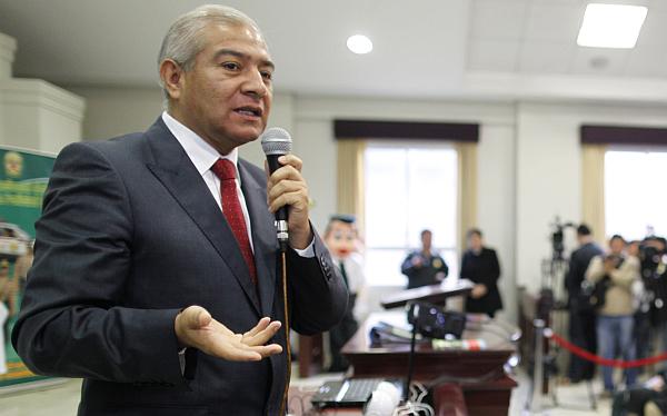 """Ministro del Interior: """"No esperen resultados inmediatos en lucha contra Sendero"""""""