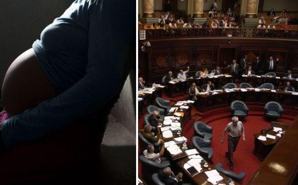 Congreso de Uruguay aprobó despenalización del aborto