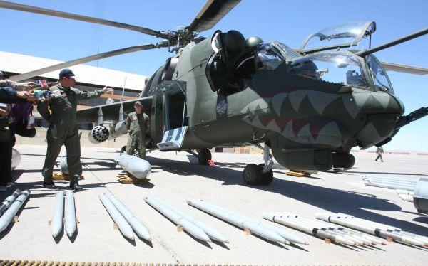 Helicópteros repotenciados en Rusia serán incorporados a la lucha en el Vraem
