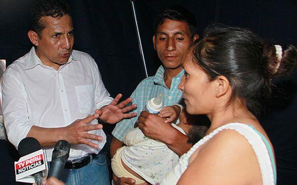 Ollanta Humala otorgó nuevo indulto a interna con cáncer