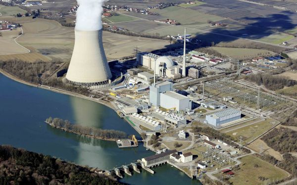 Francia: fuga en un reactor de central nuclear gener alarma