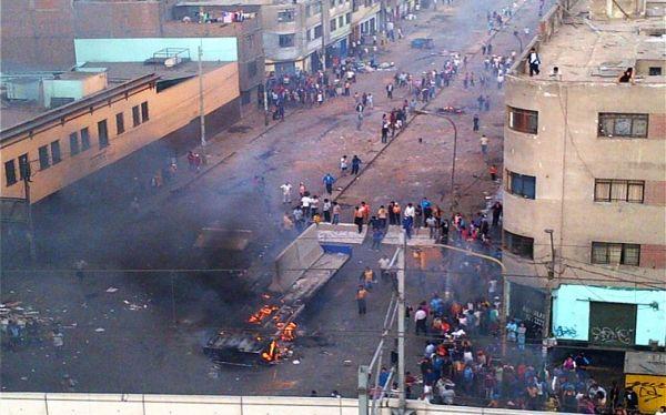 La Parada: los dos civiles fallecidos tenían antecedentes penales