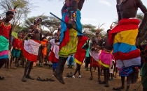 Kenia: los rostros de South Horr y la historia de una ceremonia tribal