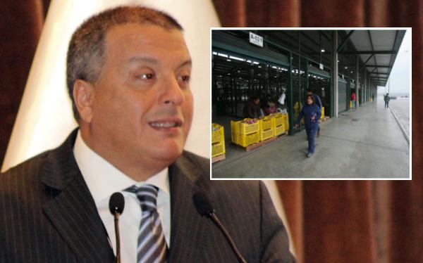 Ministro de Agricultura negó desabastecimiento: