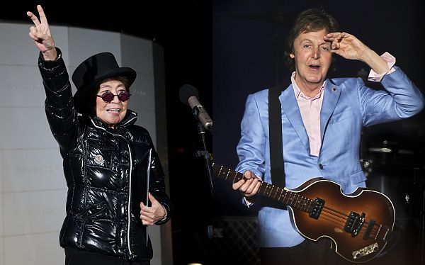 "Paul McCartney: ""Yoko Ono no fue quien separó a 'The Beatles'"""