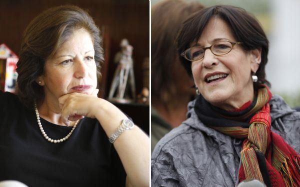 Lourdes Flores se mostró en contra de la revocación a Susana Villarán