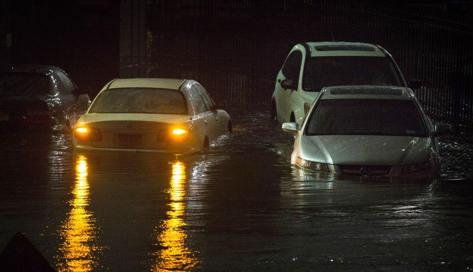 Fenómenos naturales, Nueva York, Massachusets, Huracán Sandy