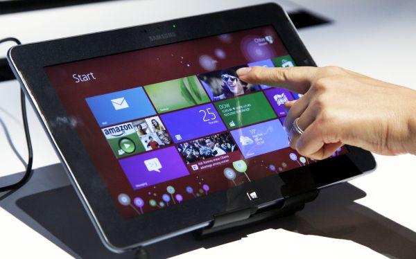 Microsoft vendió cuatro millones de Windows 8 en solo tres días