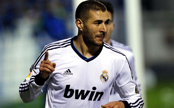 Real Madrid goleó 4-1 al Alcoyano en partido de ida de la Copa del Rey