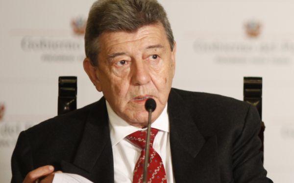 Canciller ordenó que embajadores no reciban ni dialoguen con el Movadef