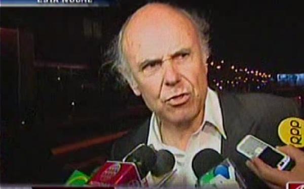 Nicolás Lynch renunció a la embajada peruana en Argentina tras escándalo por Movadef