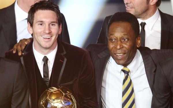 Lionel Messi está a solo un gol de igualar récord histórico de Pelé