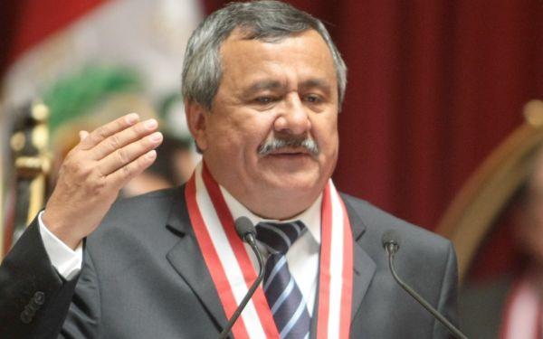 Francisco Távara fue elegido presidente del Jurado Nacional de Elecciones