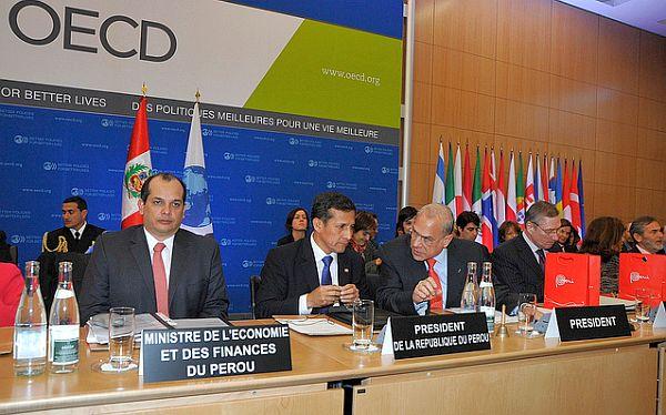 Ollanta Humala en Francia: