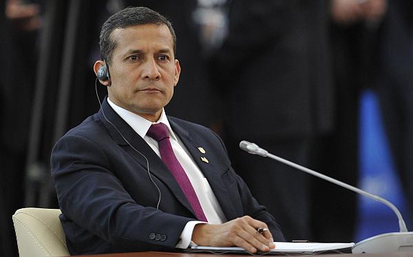 Ollanta Humala participa en la XXII Cumbre Iberoamericana en Cádiz