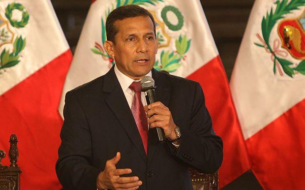 Ollanta Humala en El Comercio: