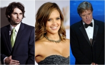 Jessica Alba, Robert Redford, Jason Day