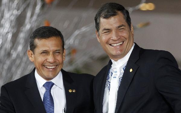 Perú y Ecuador firmaron la Declaración de Guayaquil como Bahía Histórica