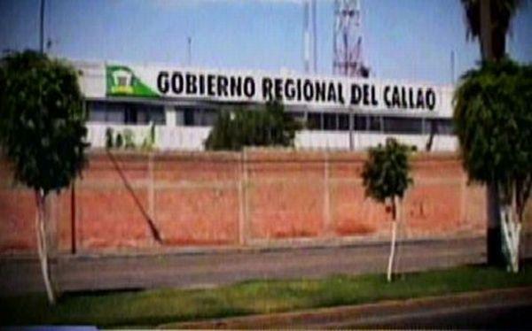 Región Callao hizo pago irregular a empresa que incumplió contrato