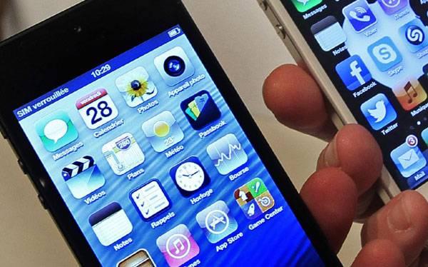 El iPhone venció a los teléfonos con Android en EE.UU.