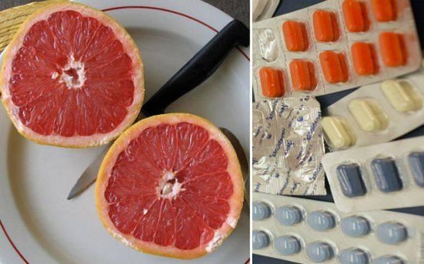 Mezclar toronja y medicamentos puede ser letal, según investigadores