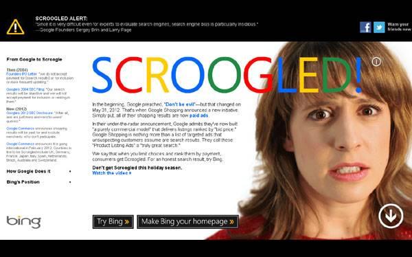 Microsoft inició la 'guerra' contra Google
