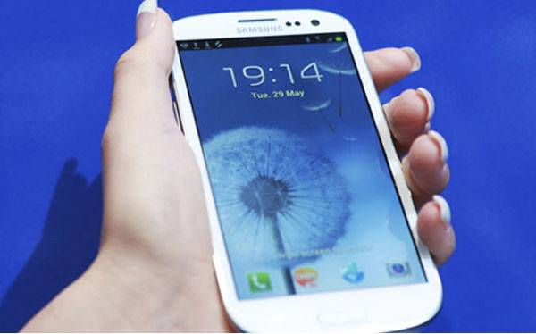 Samsung violó una de las patentes de Apple, según tribunal holandés
