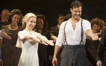 Ricky Martin, Elena Roger, Evita