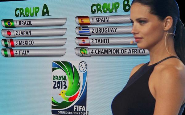 Calendario de Partidos: Mexico Rumbo a Brasil 2014