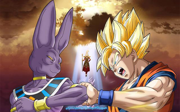 """Dragon Ball Z"" la pelicula 2013"