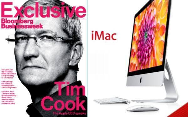 Apple llevará la producción de computadoras Mac a EE.UU.