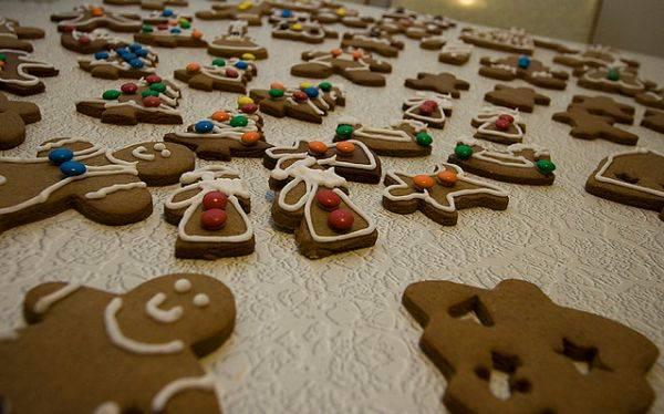 Aprende a preparar divertidas galletas de jengibre