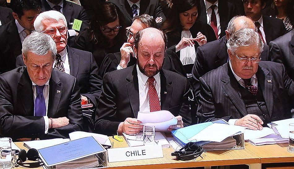Chile perdió