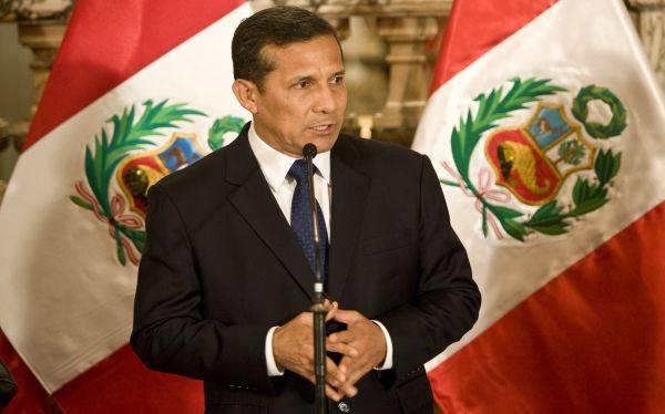 """Humala: """"Estamos trabajando en el fortalecimiento de la industria naval"""""""